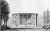 hasht_behesht_Palace__and_An_1840_drawing_of_Hasht_Behesht_by_French_artist_Pascal_Coste