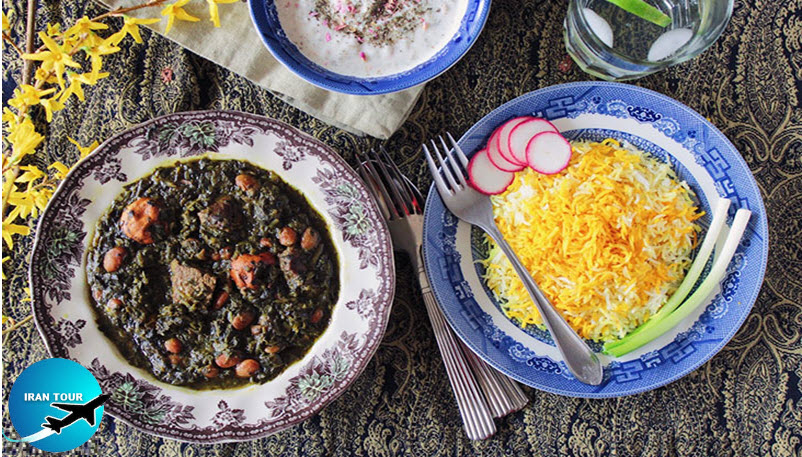 This is one of the most popular foods among Iranian people