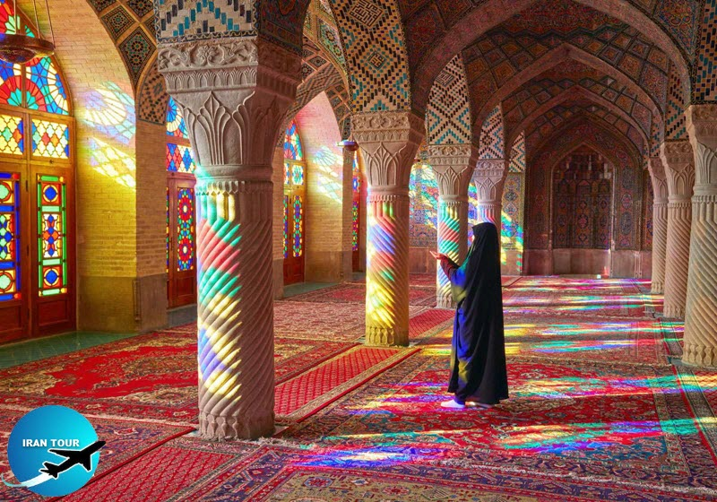 The most beautiful mosques in Iran