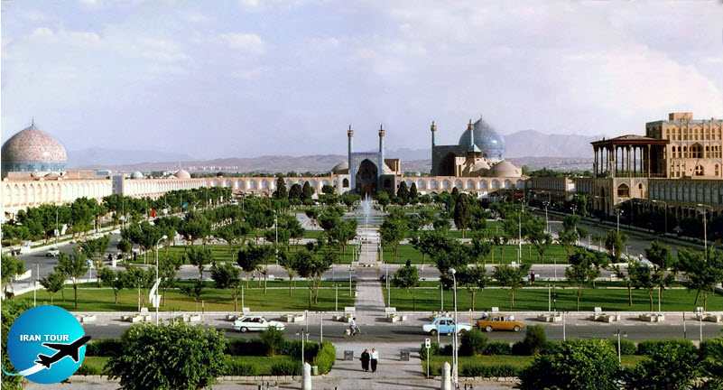 Naqsh-e Jahan Square also known as Meidan Emam is the largest sq at the time of Safavid dynasty(1502–1736).