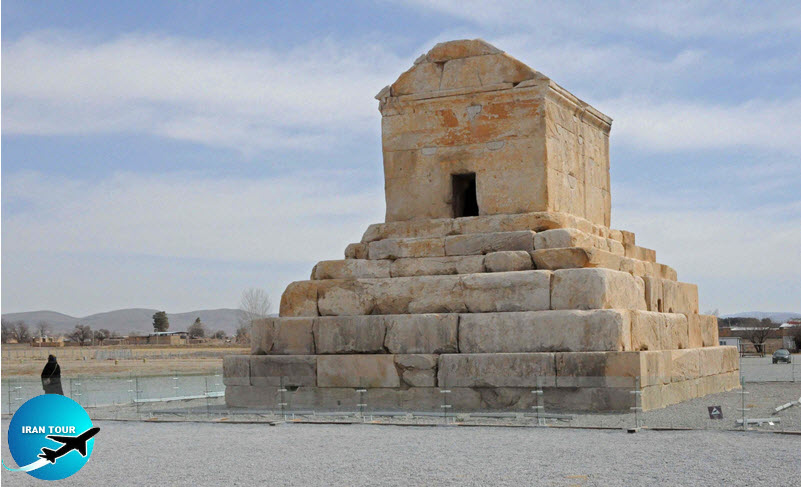 Pasargadae was the capital of the Achaemenid Empire under Cyrus the Great