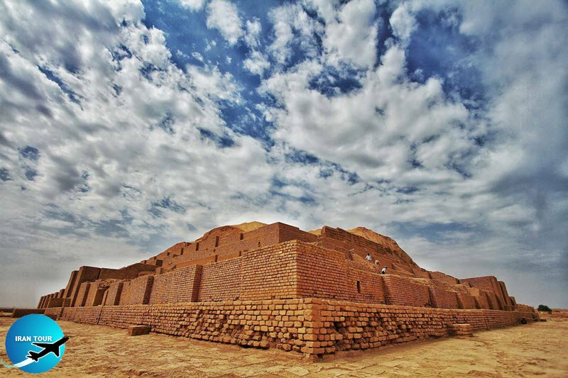 an ancient sanctuary built at the time of Ilam (Elamites) and about 1250 BC. Tchogha Zanbil is a part of the city of Dur Untash, located near Shush (ancient city) in Khuzestan province.