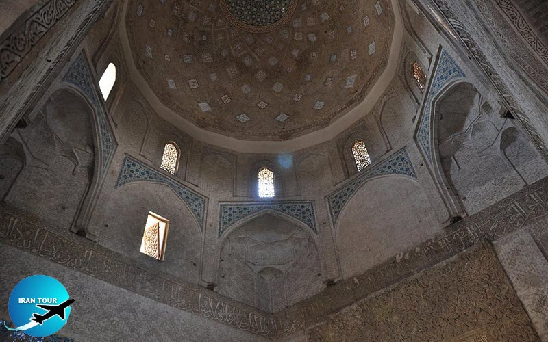Varamin Jame Mosque, the manifestation of Ilkhanid art in the vicinity of Tehran