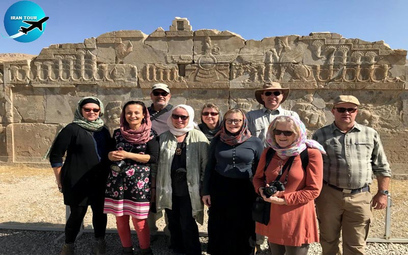 Group tours in Iran