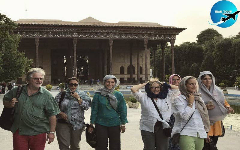 Group tours in Esfahan