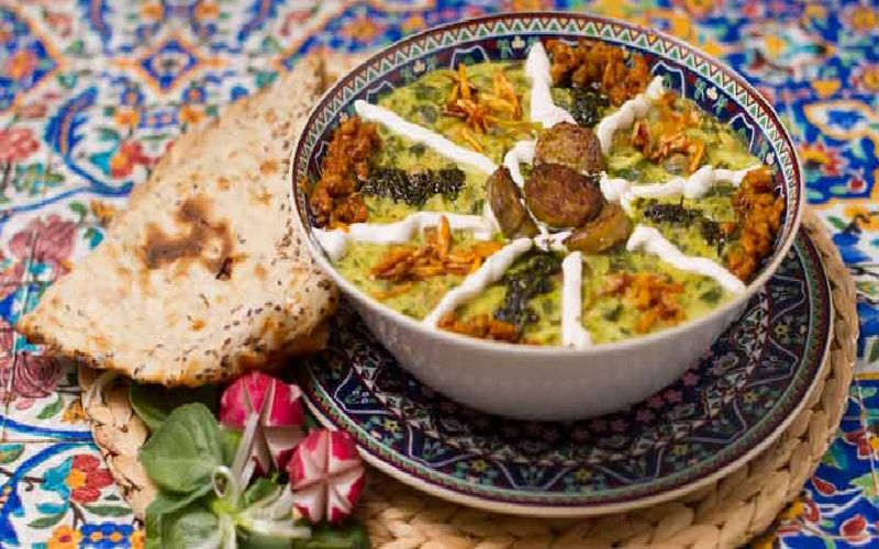Halim with meat and lentils