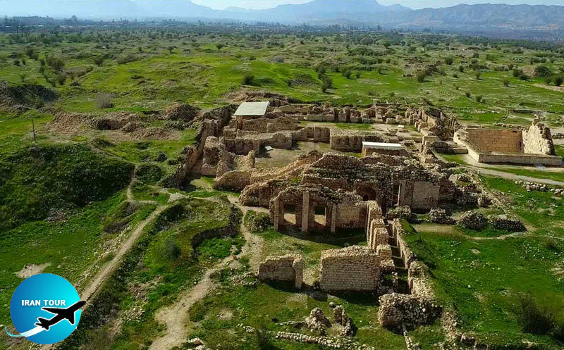 Bishapour Historical Sites