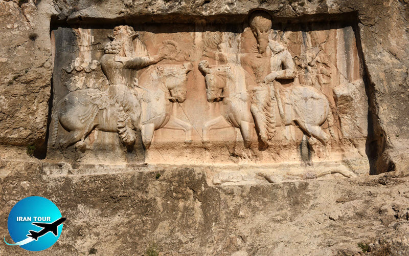 Bas-reliefs of the Chogan Gorge