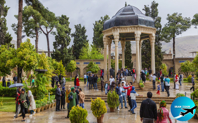 Shiraz One of the 5th most important tourist cities in Iran