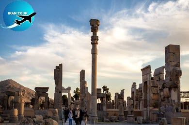 You can visit the most important Iran historical sites