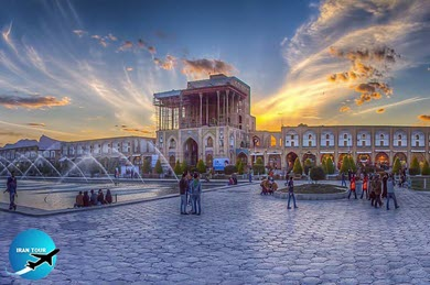 Visiting all the historical sites of Iran