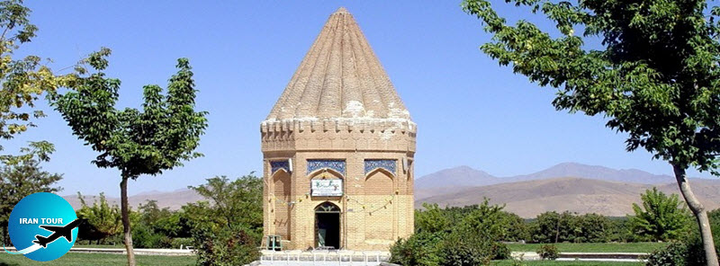A historical and holy sites of Jews in the city of Hamedan can be the Habakkuk's tomb in Tuyserkan
