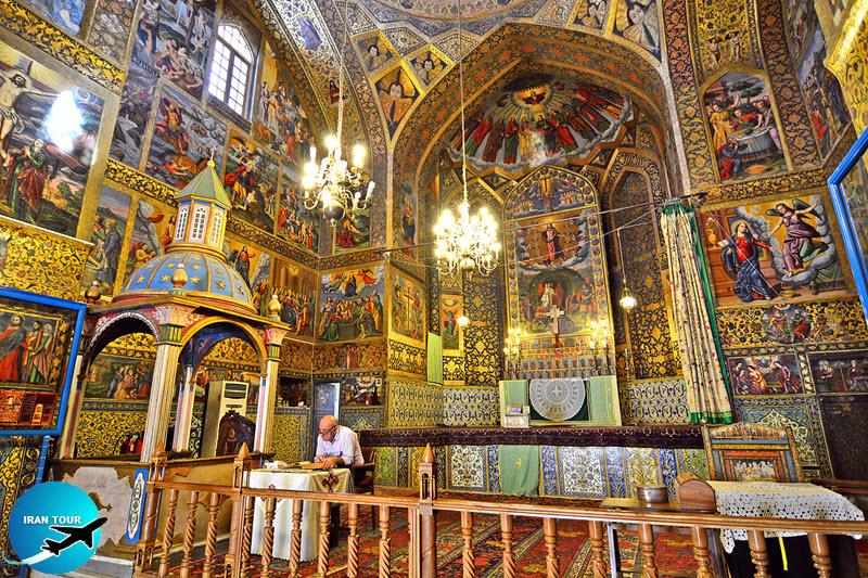 13 Nights / 14 Days Christian Churches in Iran