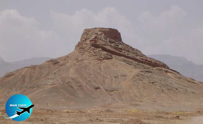 Dakhma or tower of silence