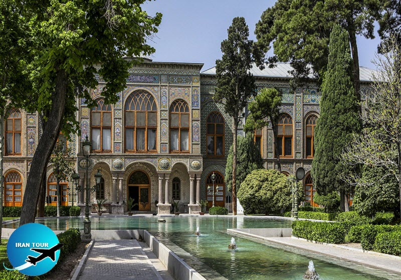 The oldest of the historical monuments in Tehran