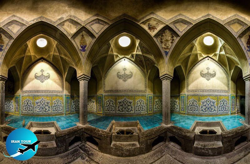 Ganj Ali Khan bath Kerman