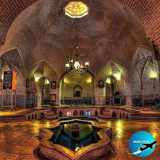 Khan Bath Yazd
