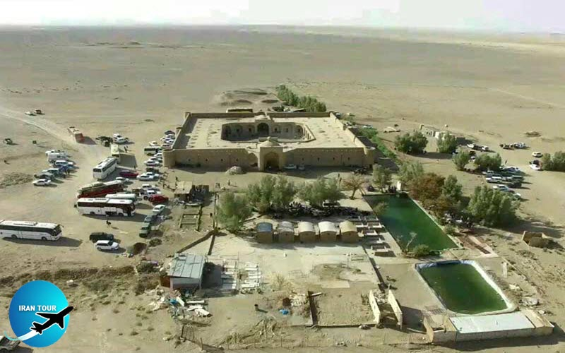 Maranjab Caravanserai close to Aran and Bidgol