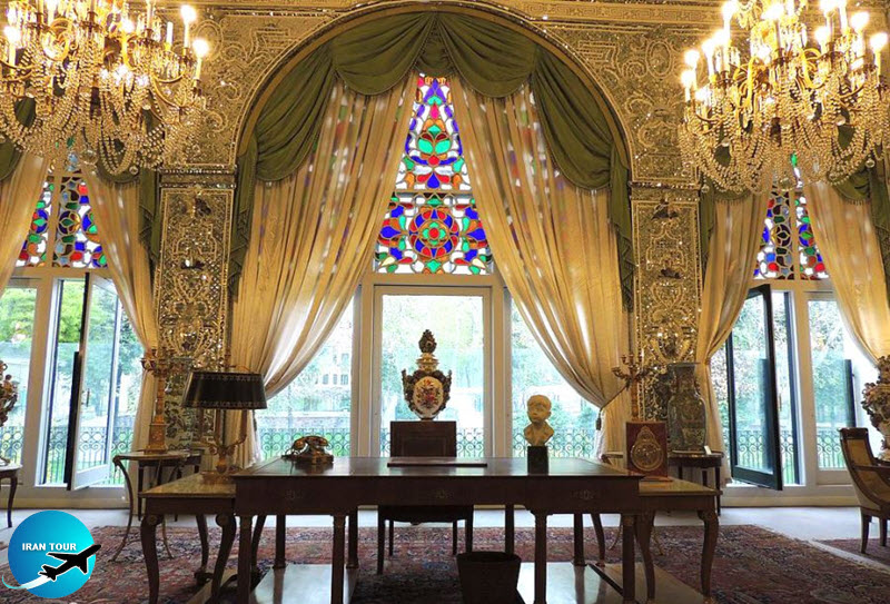 A Royal palace from Qajar and Pahlavi dynasty