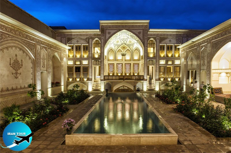 Top 10 Iran traditional old Hotel/houses